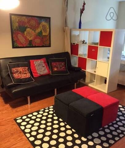 Outstanding Cleveland Park Studio - Washington - Lägenhet