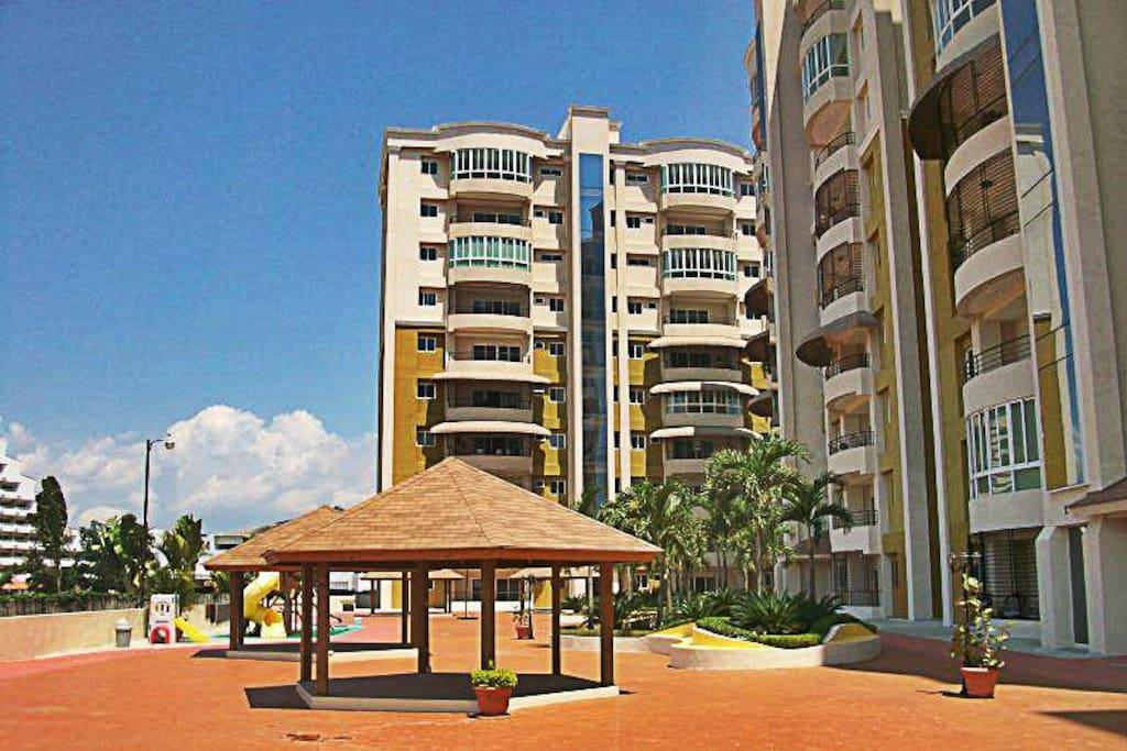Edificios residenciales/Residential Buildings
