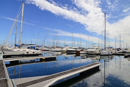 Comfortable 2bdr steps from the sea - Marina di Ravenna - Apartment