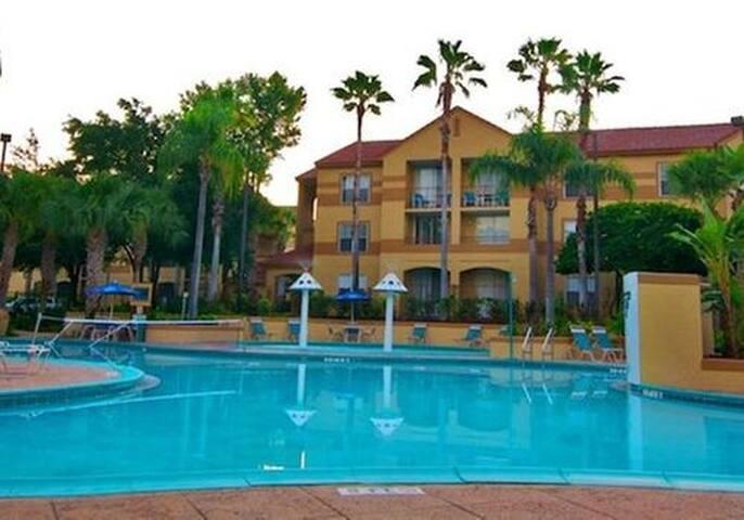 Orlando at Blue Tree Resort. Bring the family!
