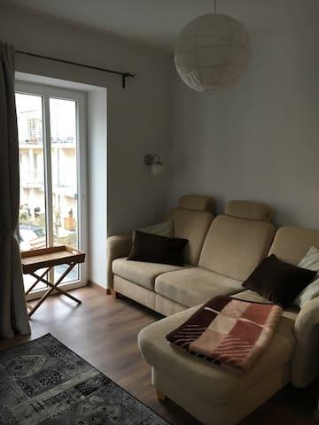 Appartement für zwei am Blauen Wunder - Dresden - Leilighet