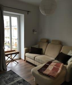 Appartement für zwei am Blauen Wunder - Dresden
