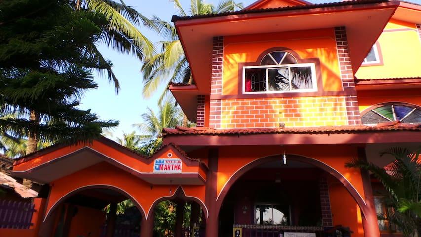 Villa Martha Guest House - Goa - Guesthouse