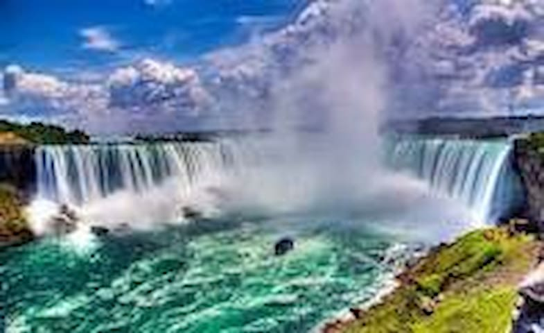 Niagara Falls, its is amazing a must see