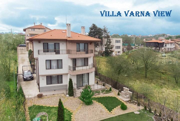 Villa Varna View-Einzigartiges Panorama u. Komfort
