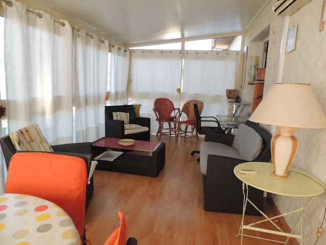 Appartement lumineux dans quartier calme