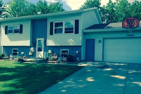 Quiet Home in Residential Neighborhood - Appleton