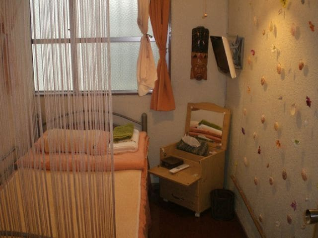 15mins->Miebashi Sta./Private single room/NoSmoke