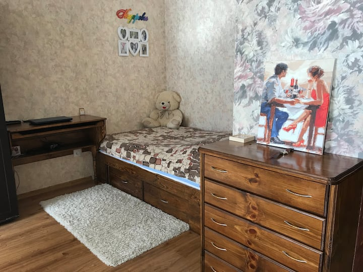 Lovely apartment in Saransk