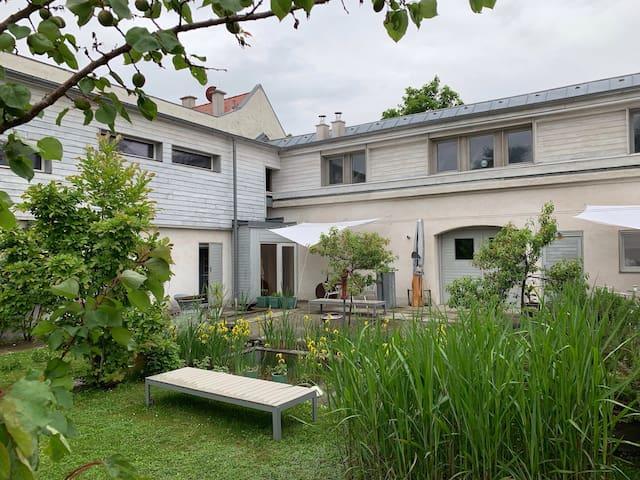 Altes Haus - Moderne Kunst ... Wohnung 1