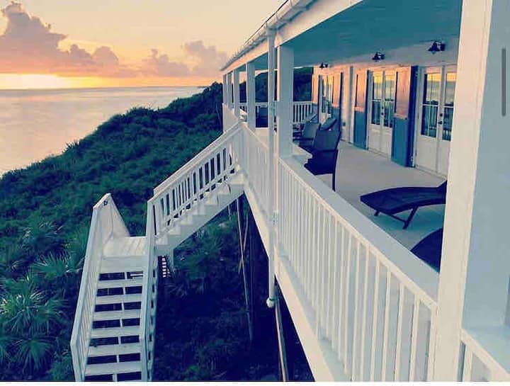 Slowtide Eleuthera - NEW home right on Caribbean!