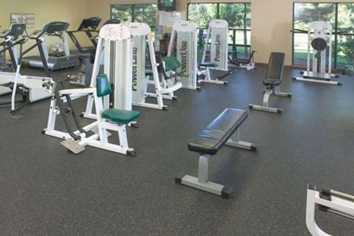 Fitness center is available to guests 6a to 10p daily