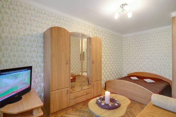 Квартира на Пушкинской
