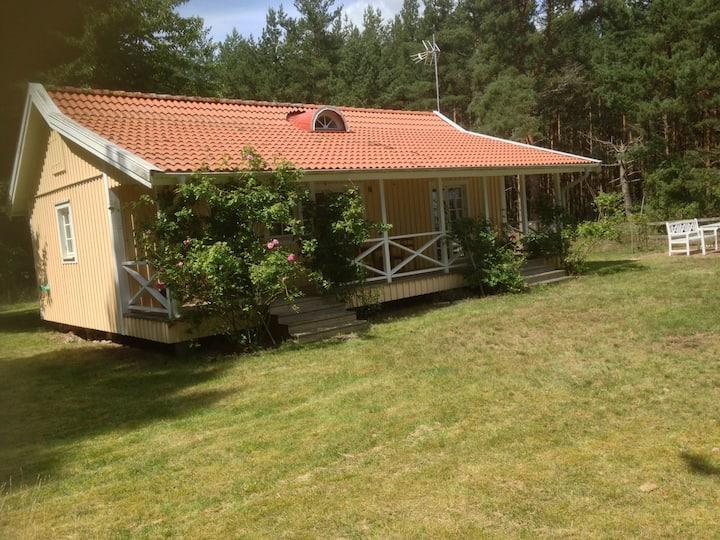 Sommarhuset vid Kalmarsund