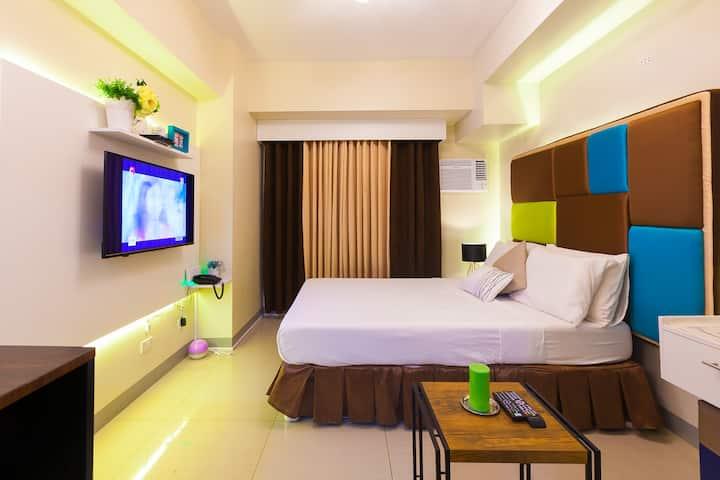 Myra's Bedsit 5 @ Horizons 101 Cebu City
