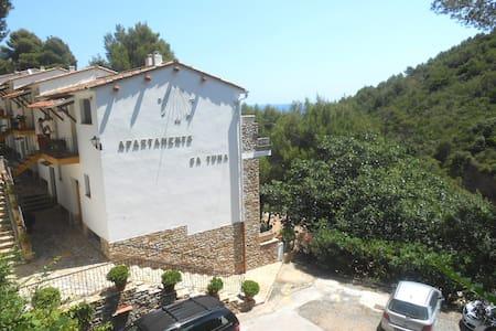 Apt. Sa Tuna 14, Begur, Costa Brava, Girona. - Girona - Apartament