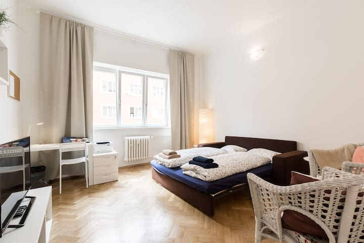Cosy Family Apartment in quiet district