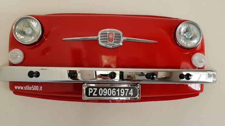 B&B La Vecchia 500R