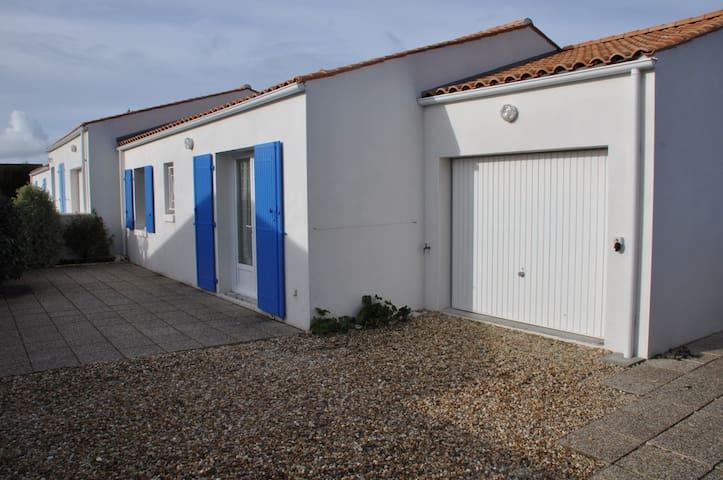 Maison sur l'île d'Oléron La Brée Les Bains
