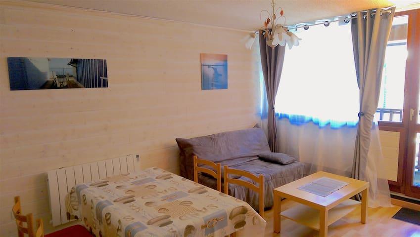 Appartement calme 4pers au coeur de Saint Lary - Saint-Lary-Soulan - Wohnung