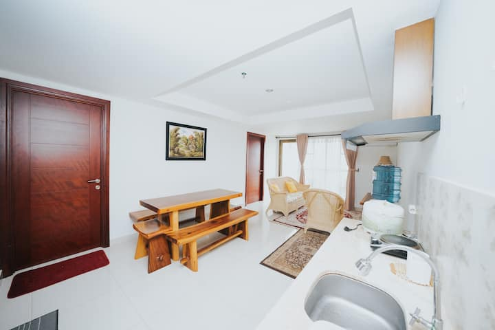 Tangguban Parahu Mountain View#111,2 bed rooms