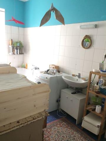 Zimmer in freundlicher WG (also english speaking)