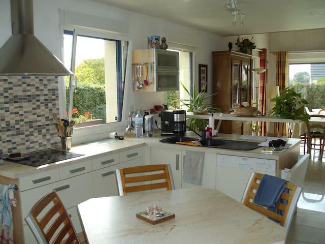 La maison calme 1 - Hautvillers-Ouville - House