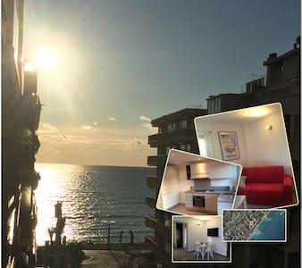 A 200m de la plage entre Menton & Monaco + parking - Roquebrune-Cap-Martin - 公寓
