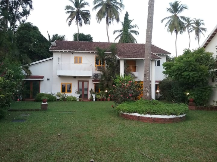 Comfortable 3BHK Villa with Pool in Goa