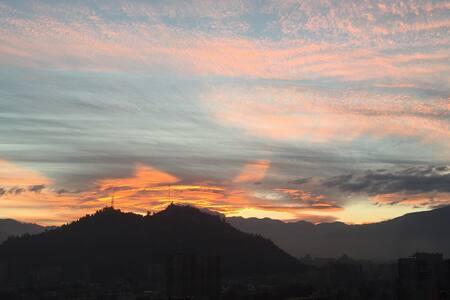 Santiago en Altura - downtown - Santiago