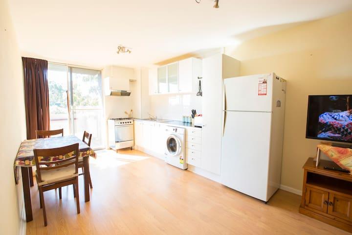Kitchen/ Laundry