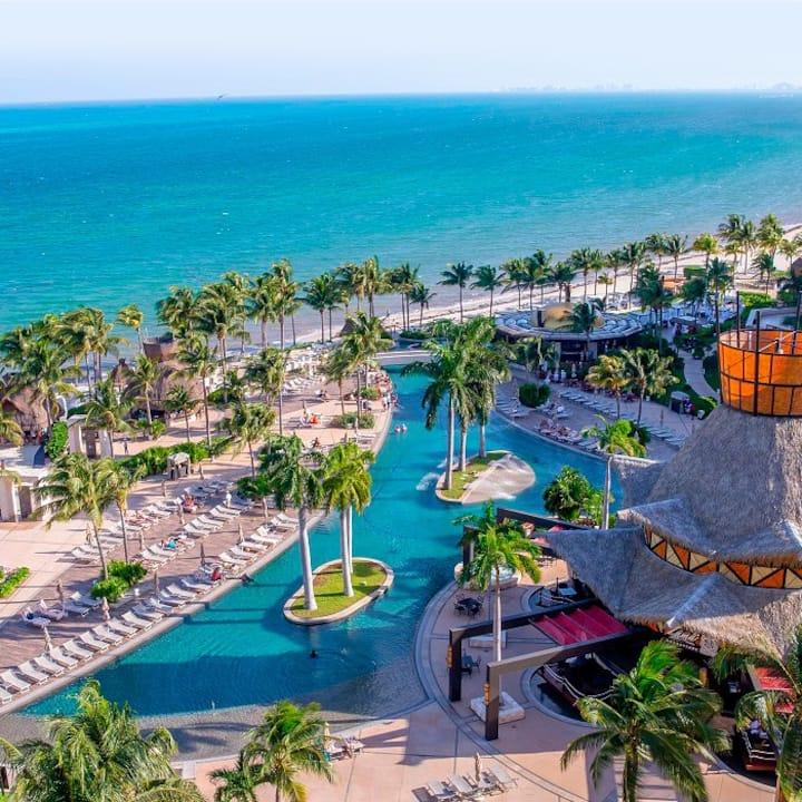 Cancun - villa del Palmar -studio - INCL. TAXES