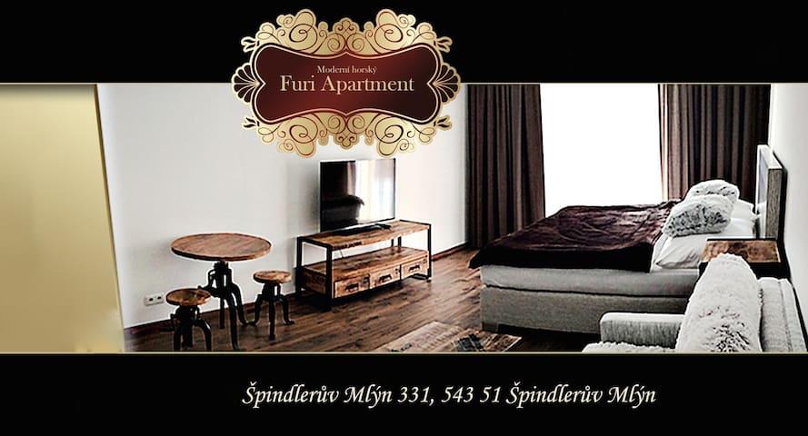Furi Apartment Špindlerův Mlýn - Špindlerův Mlýn