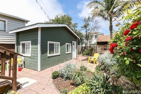 Pequena casa no meio de Oakland & Emeryville