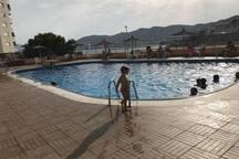 Vistas, relax y confort en bahía de Cullera
