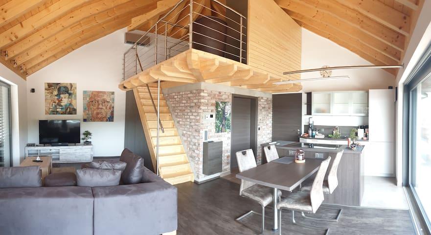 Luxus Penthouse Ferienwohnung