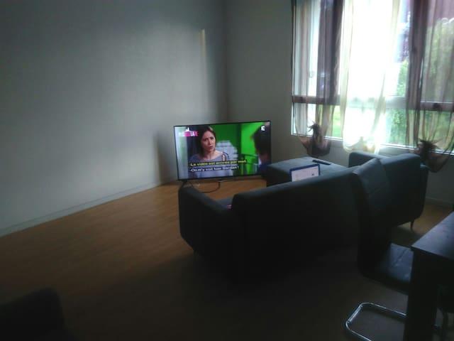 Appartement 91M2 Proche Commerces - Saint-Berthevin - Huoneisto