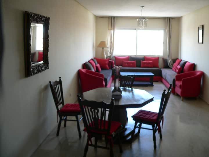 appartement de luxe 3 chambres