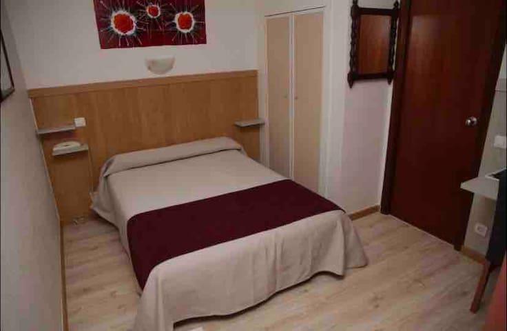 Habitación Hotel Castellón Centro Ciudad