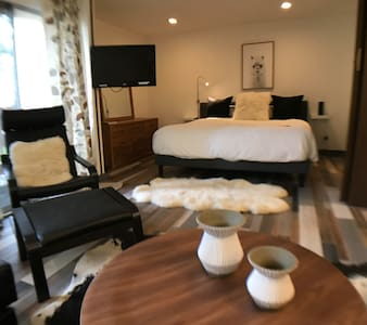 Remodeled Mountain Shadows Studio, sleeps 4, A6