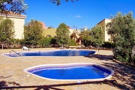 Beautiful 3-bedroom villa with pool - Cuevas del Almanzora - Villa