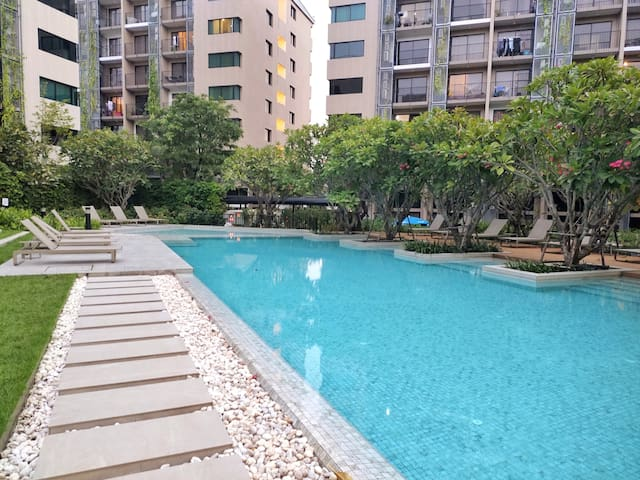 cozy condo in Sathorn  **near BTS**free mask