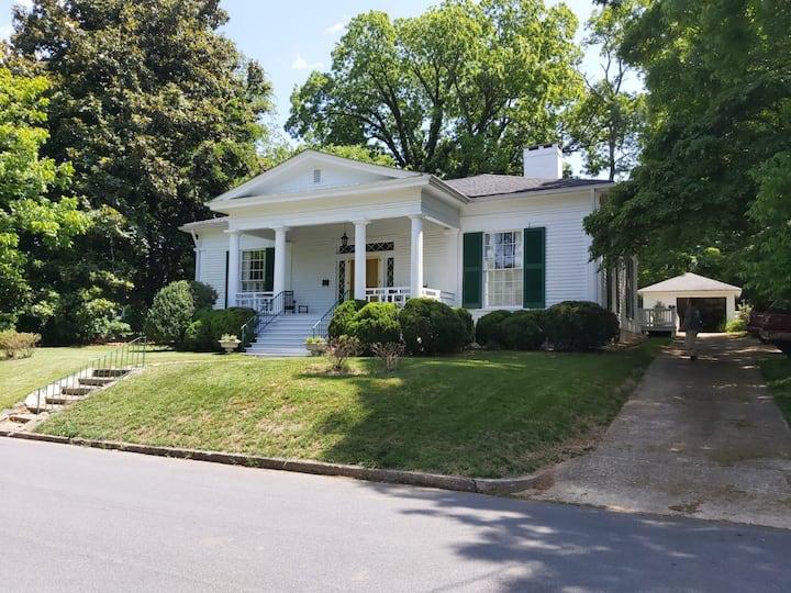 Gaither House in Morganton NC