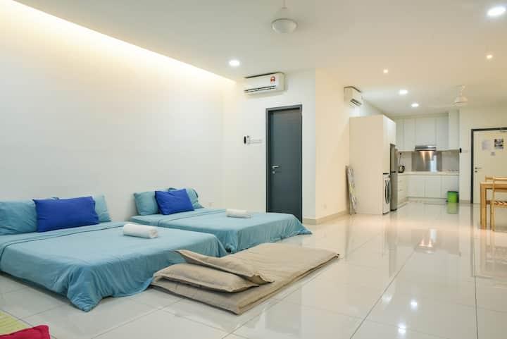 Da Men Lovely Homestay A16#6 Subang jaya / Sunway