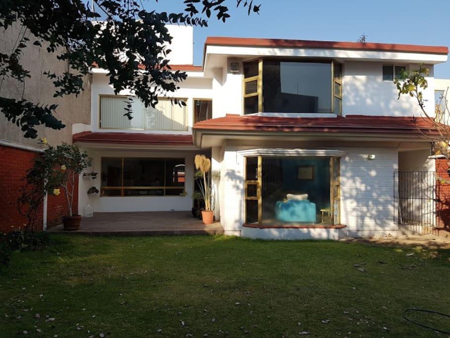 casa de hu spedes zona sur tlalpan xochimilco casas