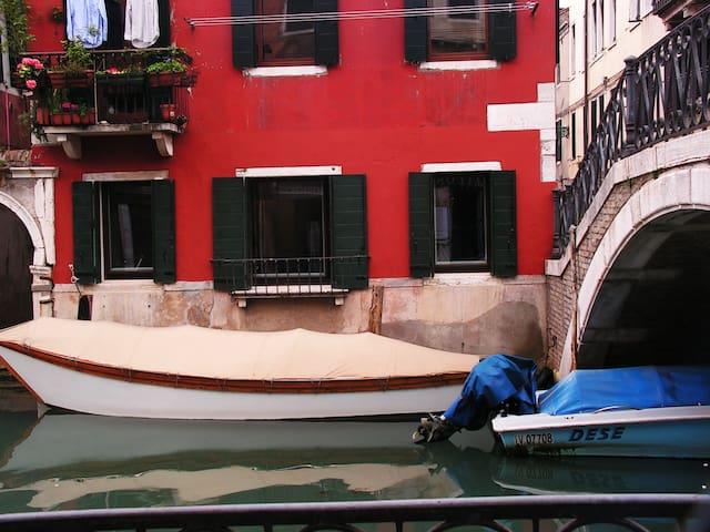 Casa con bellissima vista sul canale