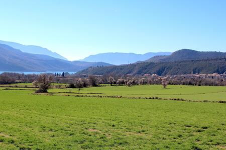 Apartamento de vacaciones en los Pirineos, junto al lago - Salàs de Pallars - Wohnung