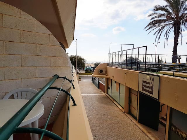 Apartment 100m from the beach in Monte Gordo