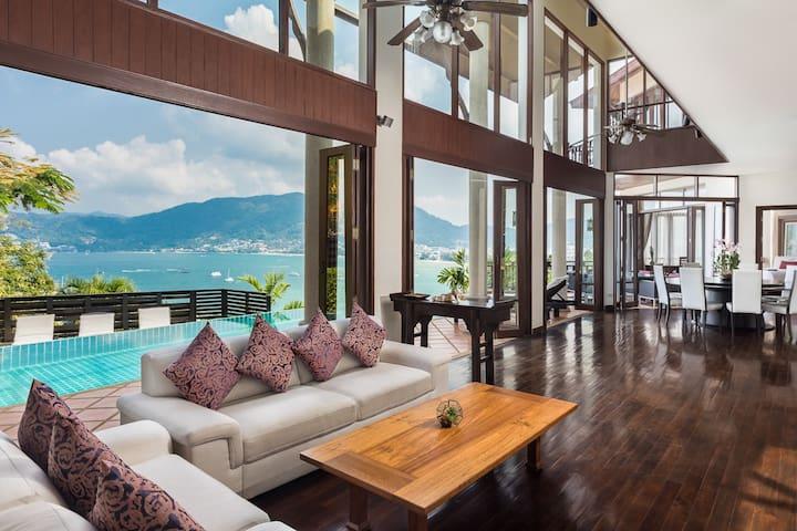 Baan Paradise, 5 Bedroom in Patong
