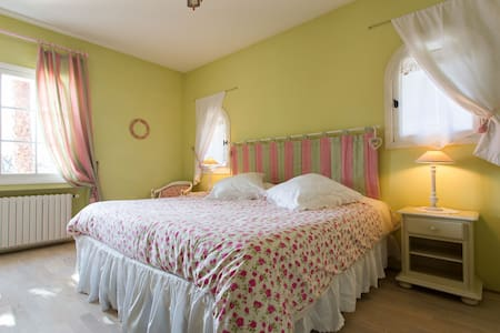room FENOUIL  - B&B -FRENCH RIVIERA - Grasse